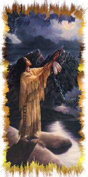 Great Spirit Protect & Guide Us